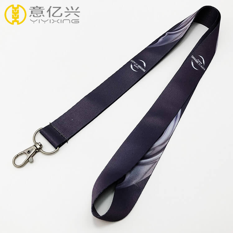 cheap sell high quality sublimation custom logo lanyards