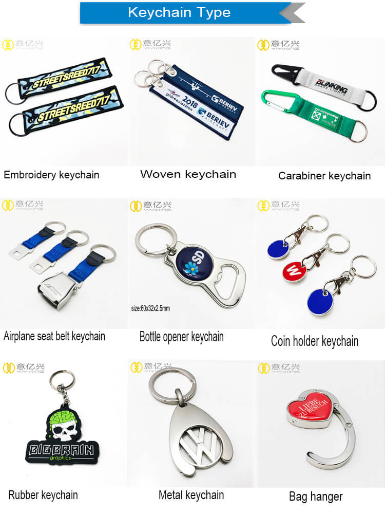 personalized keychains tape