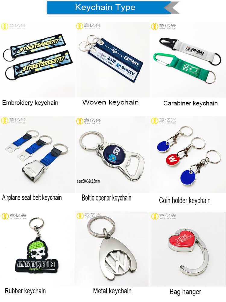 custom keychain tape
