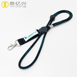 High quality custom name tag special lanyards for sale