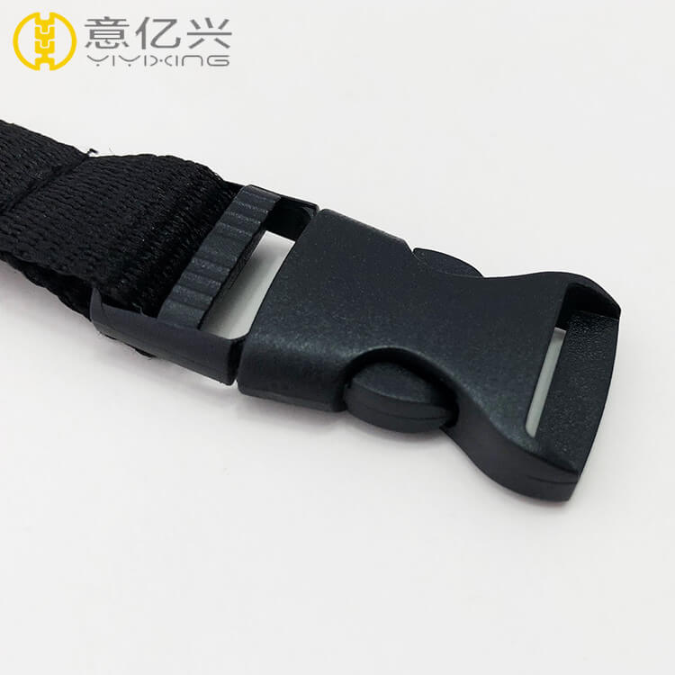 Plastic Buckle for Webbing Strap Bag Fastener Side Release Buckle