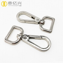 Factory wholesale top quality metal trigger snap hook for lanyard