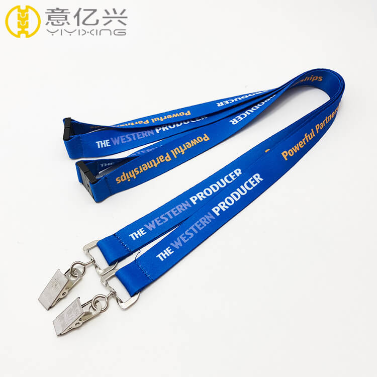 2019 Hot sale breakaway sublimation designer lanyards with sample free