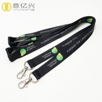 Fashion custom lanyards no minimum order with safety buckle