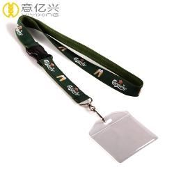 Jacquard lanyard custom badge lanyards with any accessory wholesale