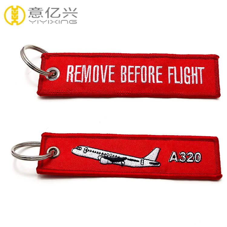 airline keychain