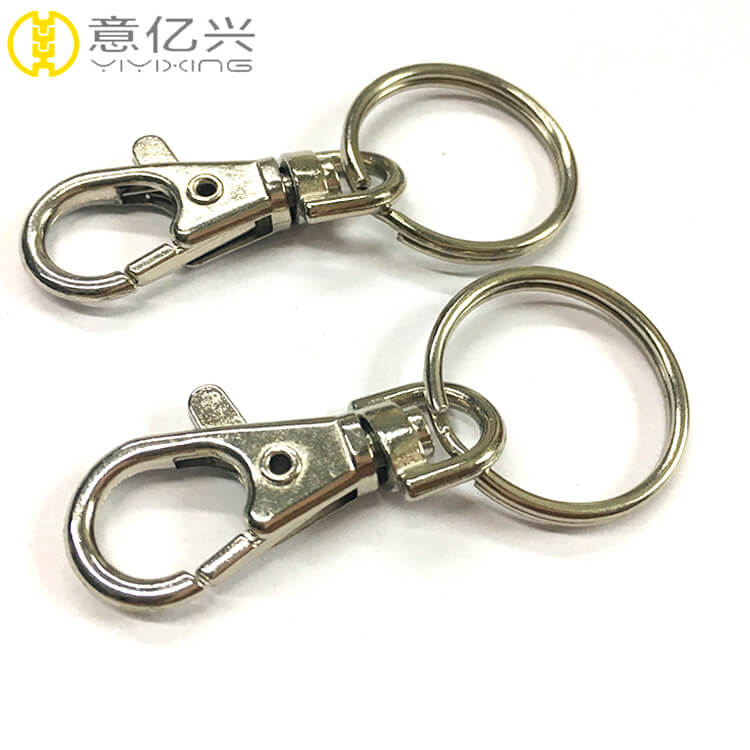 High quality bag accessories metal clasp trigger hook