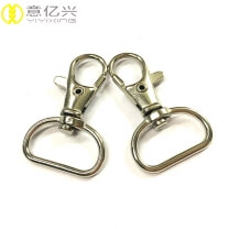 China factory nickel free direct cheap mini swivel snap clip