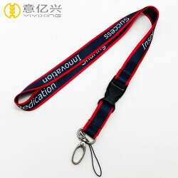 Lanyards with logo custom printing cheap lanyard for keys