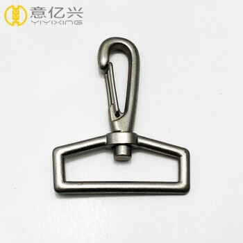 swivel snap hook for straps