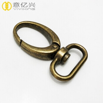 metal swivel snap hook