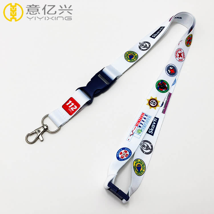 Best place to buy custom lanyard with metal clasp