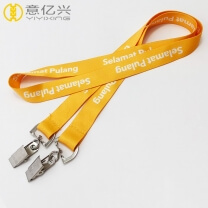 Beautiful Heat Transfer Printing Custom Made Lanyards