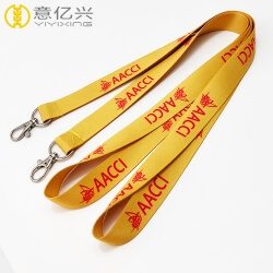 New Design high quality customize your own lanyards