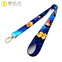 How to customize a personalized design your own lanyard?