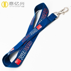 Hot Sale Fashion Unique Custom Lanyards No Minimum Order