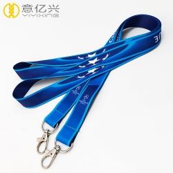 Sports key strap lanyard holder with custom logo