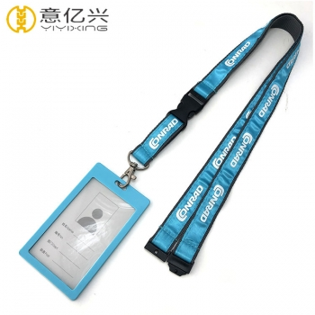 lanyard name badge holders