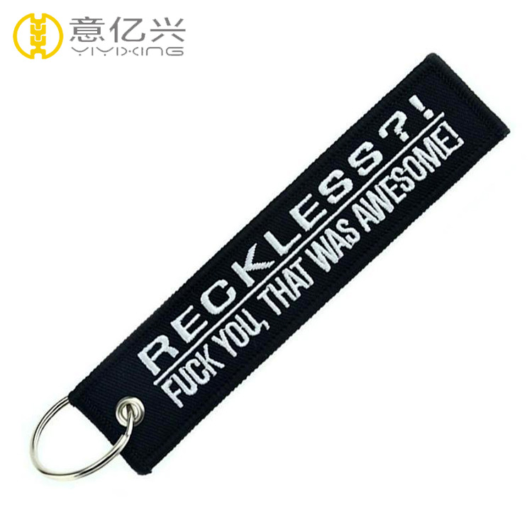 take off before flight keychain