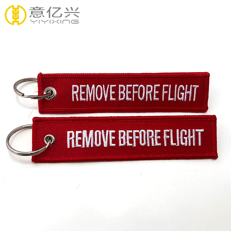 remove before flight strap