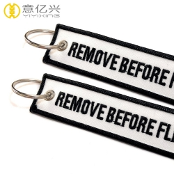 Factory price custom logo remove before flight tags for sale