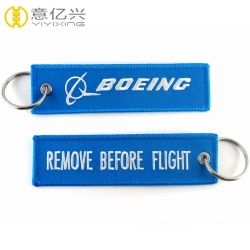 Cheap airline airport remove before flight bag tag custom keychains