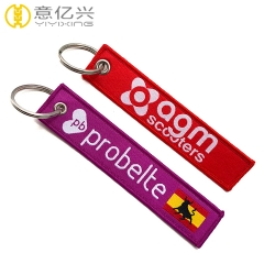 High Quality Woven Key Holder Personalized Keychains