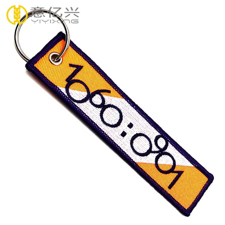 keychain luggage tag