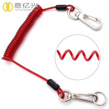 Wholesale personalized custom paracord fishing lanyard for promotion