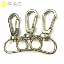 Wholesale custom spring metal snaps clip for lanyard hooks