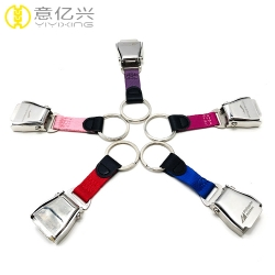 How to customize your own personalized gift-seat belt keychain?