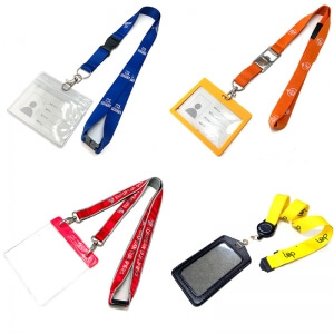 Brand name lanyards' advantages