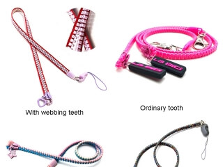 Are you interested in zipper lanyards?