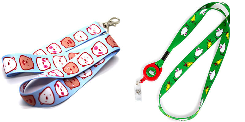 cute lanyards for keys