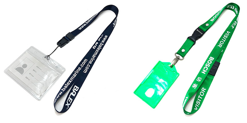 Advantages and disadvantages of several materials of lanyard (Part 2)