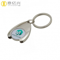 Custom Logo metal 3D make your own keychain manufacturers