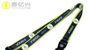 Free sample sublimation printing wholesale lanyards with logo custom