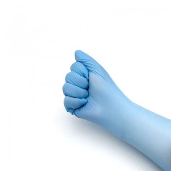 Blue Nitrile Gloves