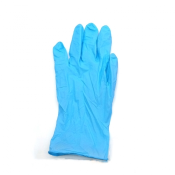 Disposable Blue Nitrile Gloves