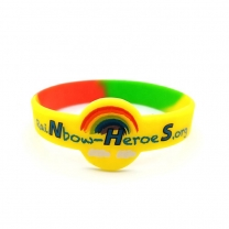 Custom Silicone Wristbands