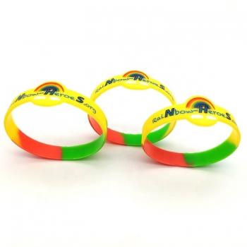 Silicone Wrist Bands (4)