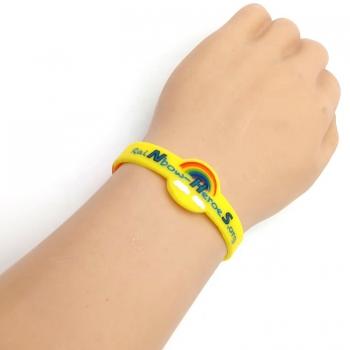 Silicone Wrist Bands (3)