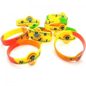 Silicone Wrist Bands (5)