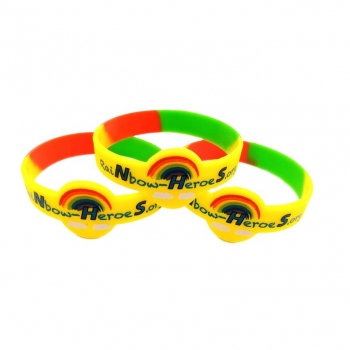 Silicone Wrist Bands (8)