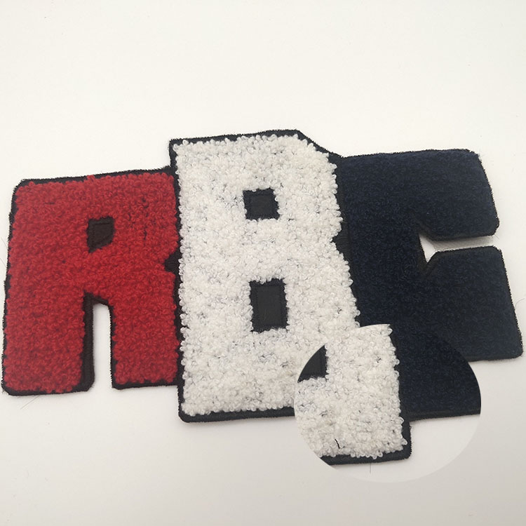custom chenille patches