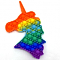 Popular Pop Bubble Fidget Sensory Toy on TikTok and Amazon