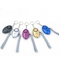 Self Defense Personal Alarm Keychain